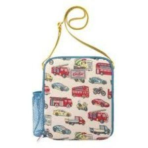 Cath Kids Toy Traffic Kid's Lunchbag w/side holder